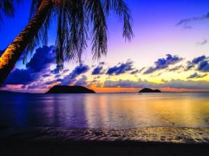 marriage cruise sunset-352728_1280