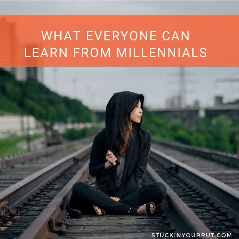 What Everyone Can Learn From Millennials